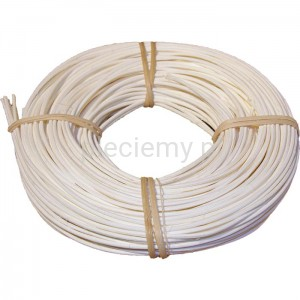 rattan bielony 1,5 mm, 100 g